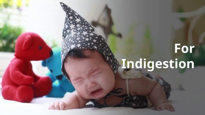 Tackling indigestion in babies